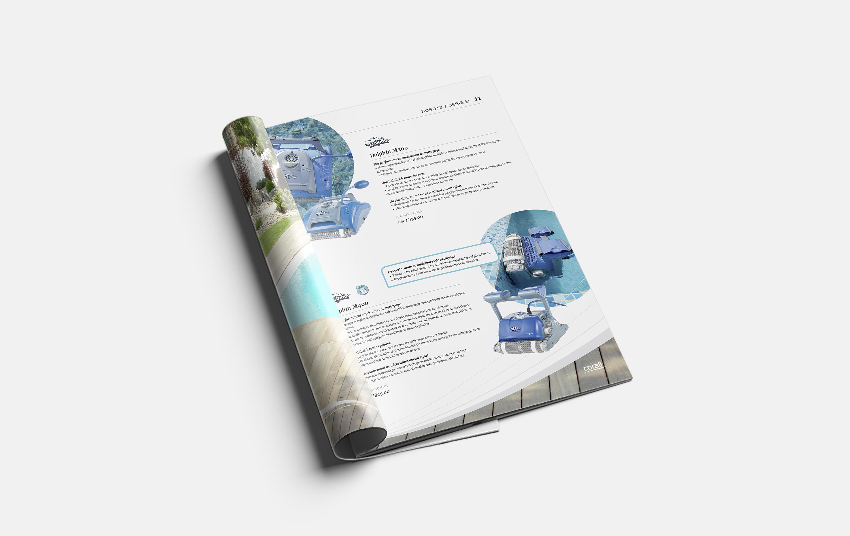 Page robots du catalogue Corail