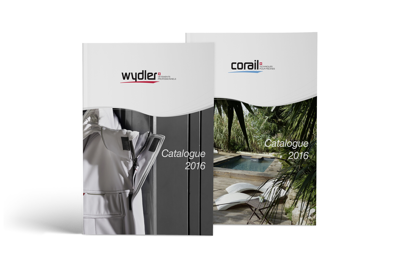 Page de couverture du catalogue Wydler