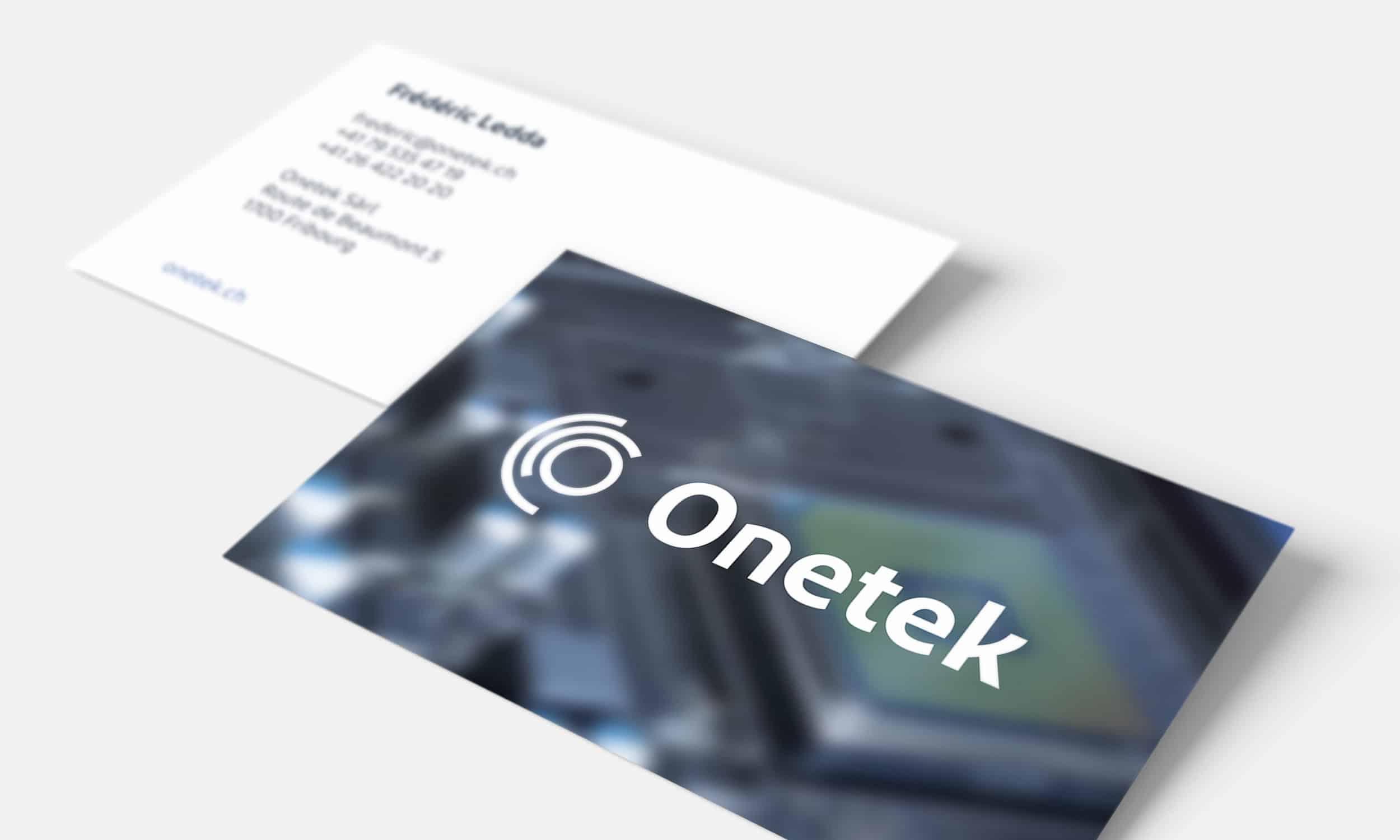 Projet Onetek