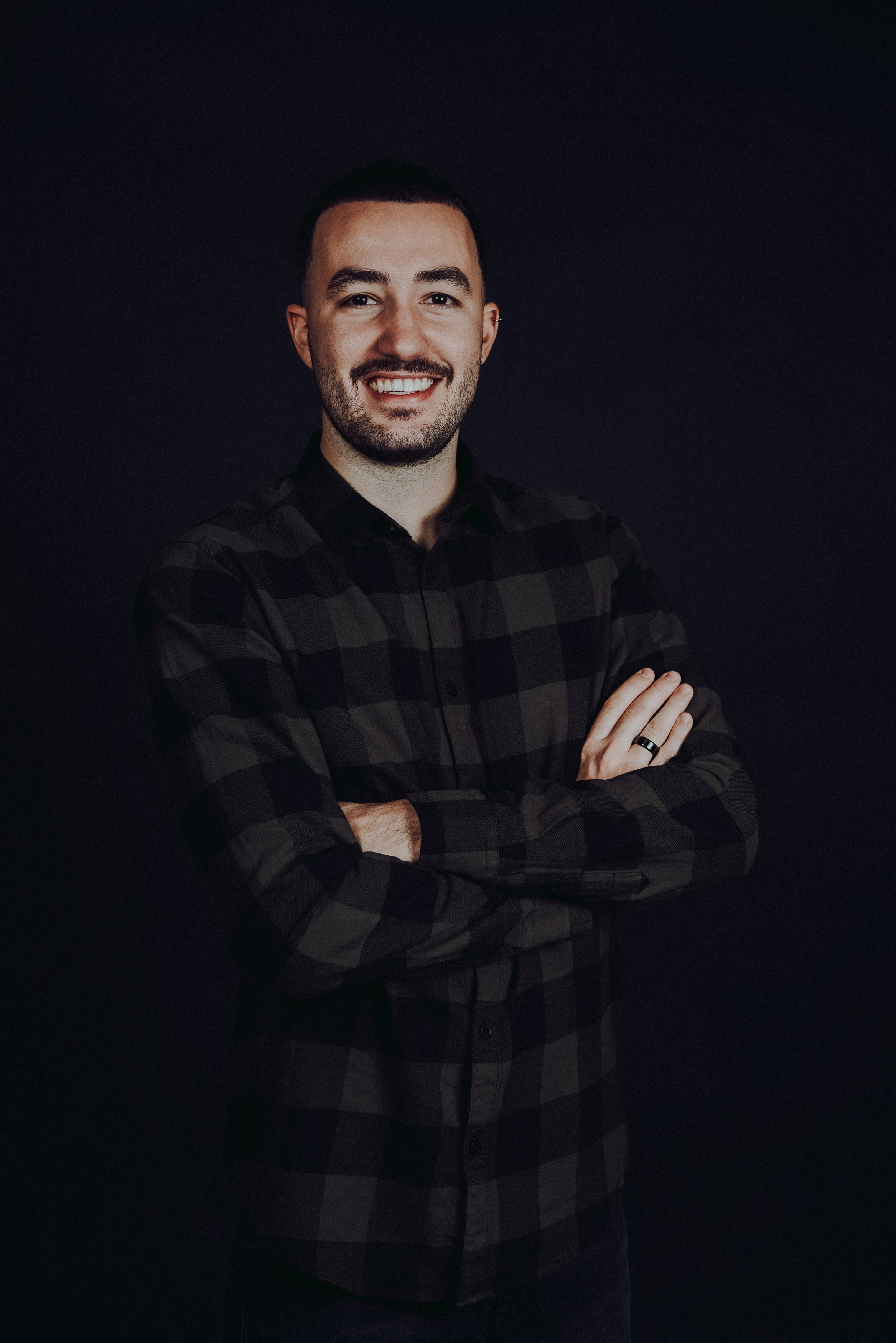 Photo de profil de Ludovic Dind, Graphiste / Webdesigner